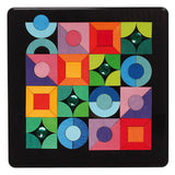 Magnet Puzzle - Triangle, Square, Circle