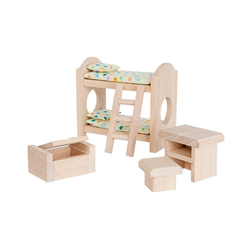 Dollhouse Children Bedroom Furniture (Classic)