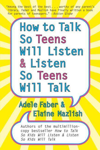 How to Talk so Teens Will Listen and Listen so Teens Will Talk @ 大樹孩子生活館             Tree Children's Lodge, Hong Kong - 1