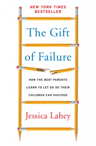The Gift of Failure: How the Best Parents Learn to Let Go So Their Children Can Succeed @ 大樹孩子生活館             Tree Children's Lodge, Hong Kong - 1