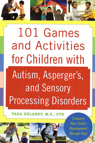 101 Games and Activities for Children With Autism, Asperger's, and Sensory Processing Disorders @ 大樹孩子生活館             Tree Children's Lodge, Hong Kong - 13