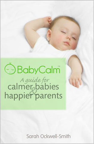 BabyCalm: A Guide for Calmer Babies and Happier Parents @ 大樹孩子生活館             Tree Children's Lodge, Hong Kong - 1