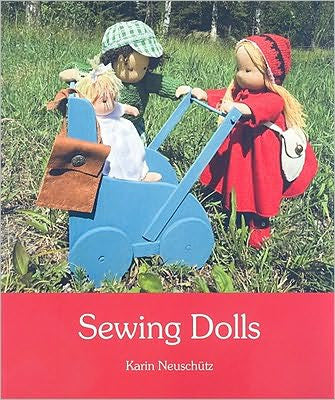 Sewing Dolls @ 大樹孩子生活館             Tree Children's Lodge, Hong Kong - 1