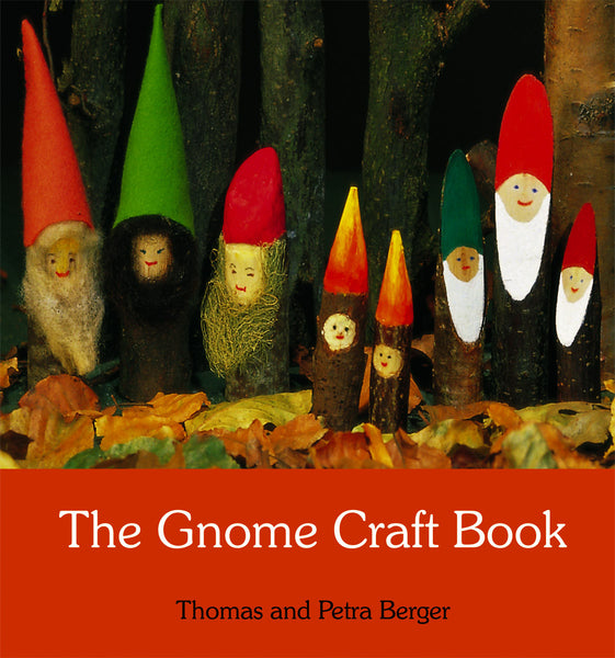 The Gnome Craft Book @ 大樹孩子生活館             Tree Children's Lodge, Hong Kong