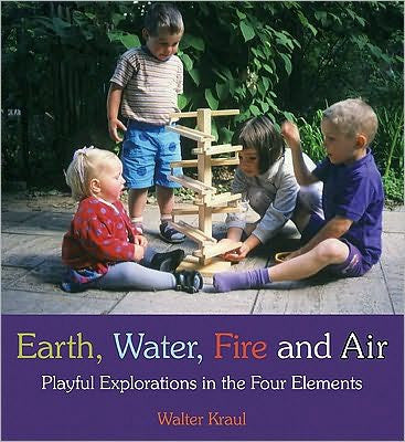 Earth, Water, Fire and Air @ 大樹孩子生活館             Tree Children's Lodge, Hong Kong