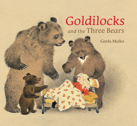 Goldilocks and the Three Bears @ 大樹孩子生活館             Tree Children's Lodge, Hong Kong - 1