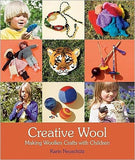 Creative Wool: Making Woollen Crafts with Children @ 大樹孩子生活館             Tree Children's Lodge, Hong Kong - 1