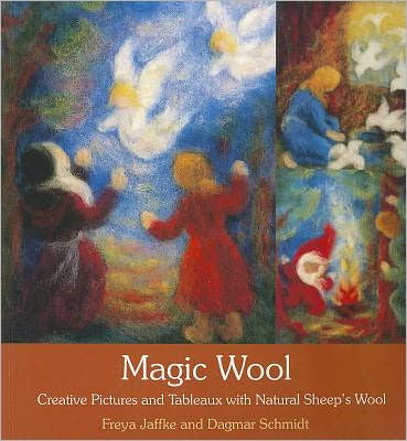Magic Wool: Creative Pictures and Tableaux with Natural Sheep's Wool @ 大樹孩子生活館             Tree Children's Lodge, Hong Kong