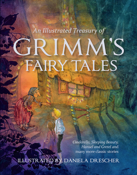 An Illustrated Treasury of Grimm's Fairy Tales @ 大樹孩子生活館             Tree Children's Lodge, Hong Kong - 1