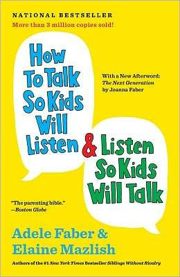 How to Talk So Kids Will Listen and Listen So Kids Will Talk @ 大樹孩子生活館             Tree Children's Lodge, Hong Kong