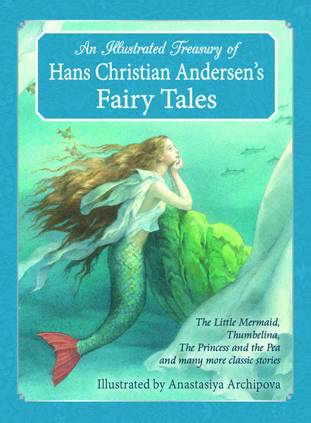 An Illustrated Treasury of Hans Christian Andersen's Fairy Tales @ 大樹孩子生活館             Tree Children's Lodge, Hong Kong - 1