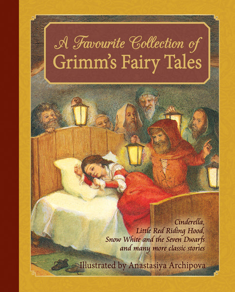 A Favourite Collection of Grimm's Fairy Tales @ 大樹孩子生活館             Tree Children's Lodge, Hong Kong - 1