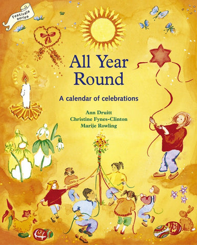 All Year Round: A Calendar of Celebrations @ 大樹孩子生活館             Tree Children's Lodge, Hong Kong