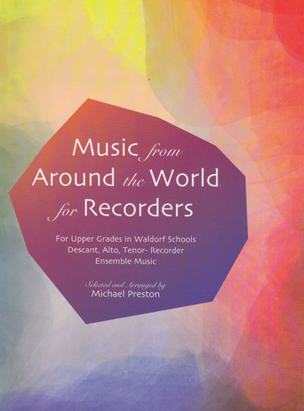 Music from Around the World for Recorders @ 大樹孩子生活館             Tree Children's Lodge, Hong Kong
