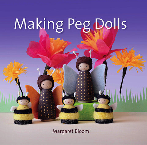 Making Peg Dolls @ 大樹孩子生活館             Tree Children's Lodge, Hong Kong
