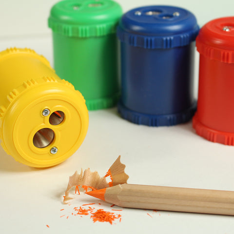 M+R Pencil Sharpener (Double Hole)