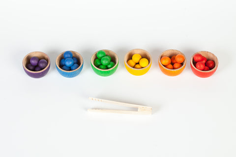 Bowls & marbles