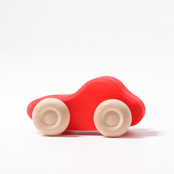 Colored Wooden Cars