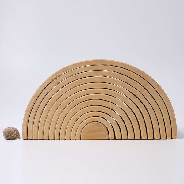Wooden Rainbow (Natural)