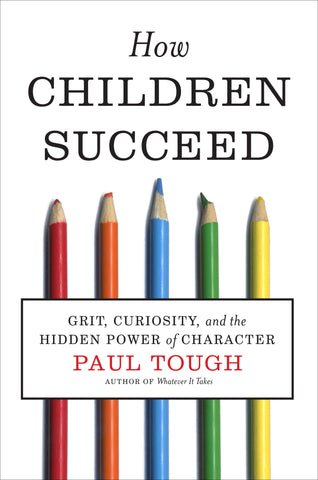 How Children Succeed: Grit, Curiosity, and the Hidden Power of Character @ 大樹孩子生活館             Tree Children's Lodge, Hong Kong - 1