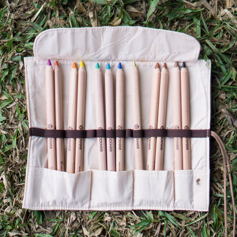 Stockmar Coloring Pencils - Set of 12 Colors @ 大樹孩子生活館             Tree Children's Lodge, Hong Kong - 1
