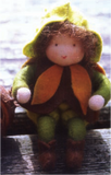 Flower Children Doll Kit - Chestnut @ 大樹孩子生活館             Tree Children's Lodge, Hong Kong - 1