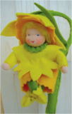 Flower Children Doll Kit - Daffodil @ 大樹孩子生活館             Tree Children's Lodge, Hong Kong - 1