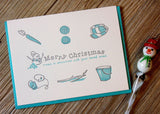 Letterpress Christmas Cards @ 大樹孩子生活館             Tree Children's Lodge, Hong Kong - 3