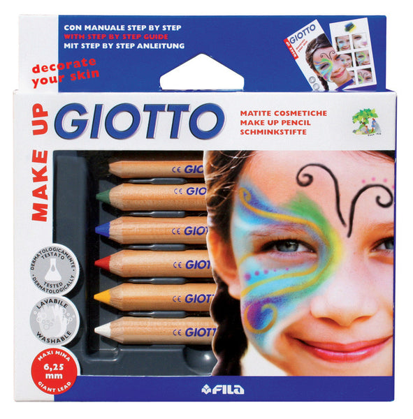 Giotto Make-Up Pencils @ 大樹孩子生活館             Tree Children's Lodge, Hong Kong - 1