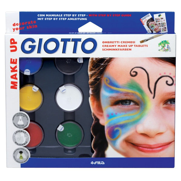 Giotto Creamy Make-Up Tablets @ 大樹孩子生活館             Tree Children's Lodge, Hong Kong - 1