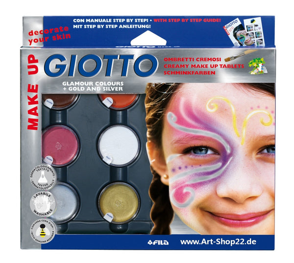 Giotto Creamy Make-Up Tablets @ 大樹孩子生活館             Tree Children's Lodge, Hong Kong - 2
