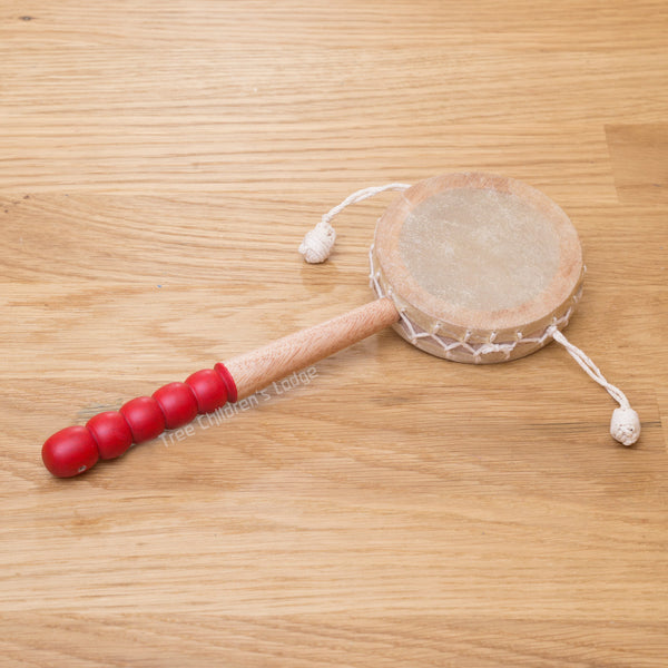 Rattle Drum @ 大樹孩子生活館             Tree Children's Lodge, Hong Kong