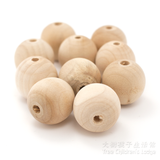 Round Wooden Beads @ 大樹孩子生活館             Tree Children's Lodge, Hong Kong - 3