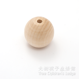 Round Wooden Beads @ 大樹孩子生活館             Tree Children's Lodge, Hong Kong - 4