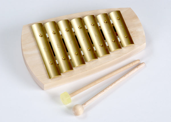7-Tone Pentatonic Glockenspiel by Auris (KAP-007) @ 大樹孩子生活館             Tree Children's Lodge, Hong Kong - 1