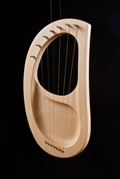 7-String Pentatonic Lyre by Auris (LOP) @ 大樹孩子生活館             Tree Children's Lodge, Hong Kong - 1