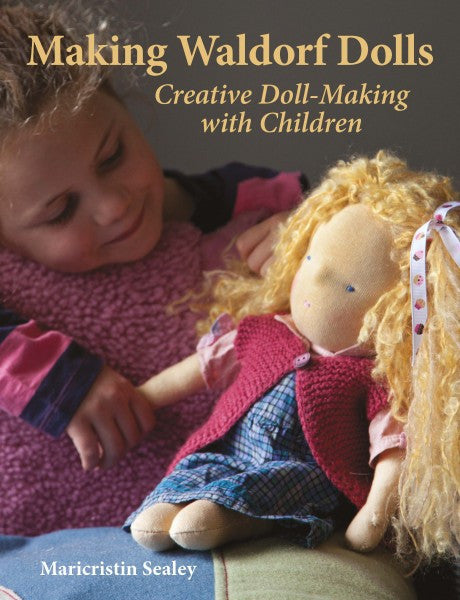 Making Waldorf Dolls: Creative doll-making with children @ 大樹孩子生活館             Tree Children's Lodge, Hong Kong - 1