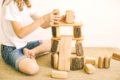 Nature Toys Blocks @ 大樹孩子生活館             Tree Children's Lodge, Hong Kong - 1