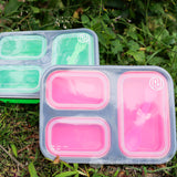 NISORO Collapsible Lunch Box - 3 slots