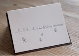 Letterpress Christmas Cards @ 大樹孩子生活館             Tree Children's Lodge, Hong Kong - 4