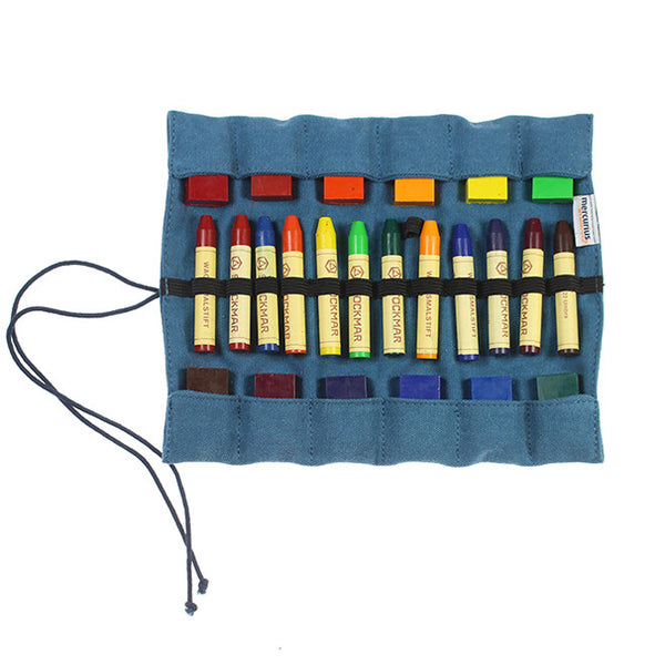 Cotton Roll-Up Pencil Case @ 大樹孩子生活館             Tree Children's Lodge, Hong Kong - 1