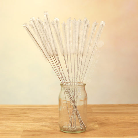 Nylon straw brush @ 大樹孩子生活館             Tree Children's Lodge, Hong Kong