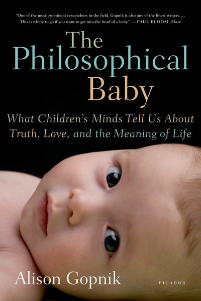 The Philosophical Baby: What Children's Minds Tell Us About Truth, Love, and the Meaning of Life @ 大樹孩子生活館             Tree Children's Lodge, Hong Kong - 1