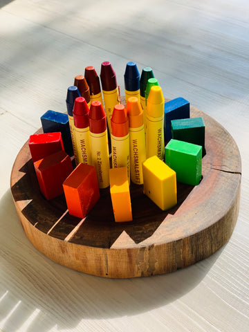 Crayon Holder (Gift Set)