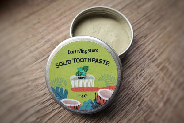 Mint Solid Toothpaste