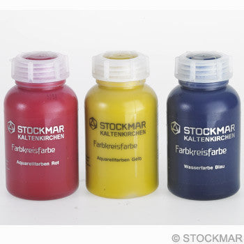 Stockmar Watercolor Paint - Set of Primary Colors @ 大樹孩子生活館             Tree Children's Lodge, Hong Kong - 1