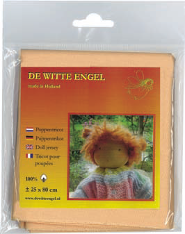 Cotton Knit Doll Jersey (Skin Fabric) @ 大樹孩子生活館             Tree Children's Lodge, Hong Kong - 1