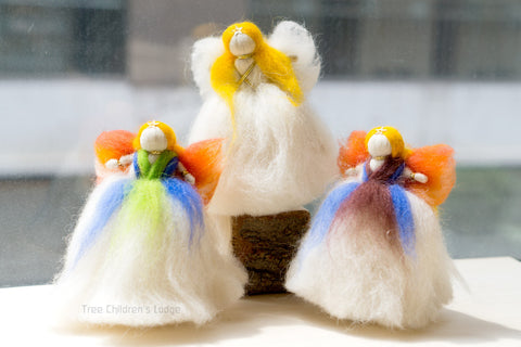 Standing Himalayan Angels @ 大樹孩子生活館             Tree Children's Lodge, Hong Kong - 1