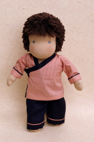 Steiner Boy Doll (Small) @ 大樹孩子生活館             Tree Children's Lodge, Hong Kong - 1