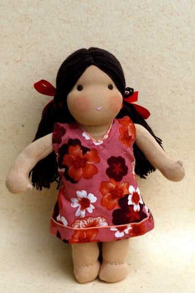 Steiner Girl Doll (Small) @ 大樹孩子生活館             Tree Children's Lodge, Hong Kong - 1